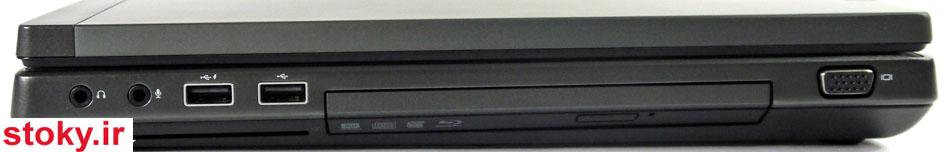 راست لپ تاپ hp 8760w