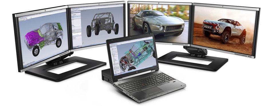 لپ تاپ hp 8770w