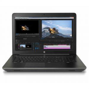 لپ تاپ HP ZBook 17