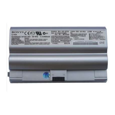 battery laptop sony vaio VGN-FZ50B باطری لپتاپ سونی